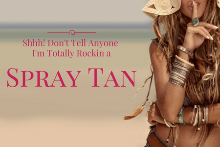 natural spray tans by beautyrokz