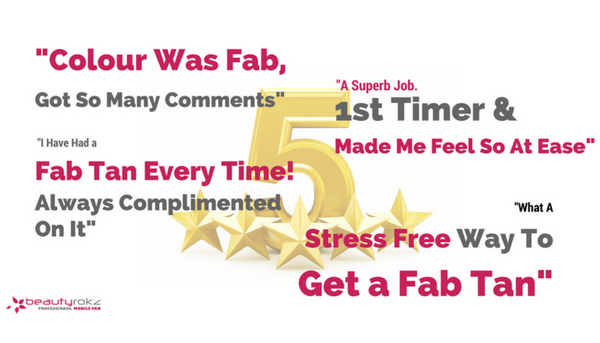 fake tan reviews ayrshire