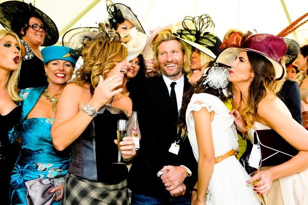 ayr gold cup ladies day